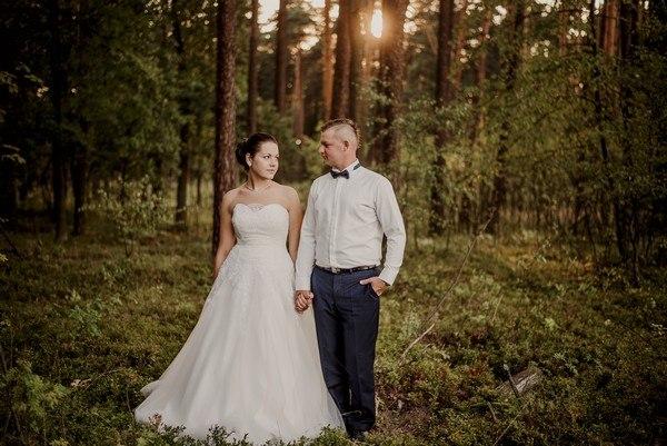 Ania i Mariusz